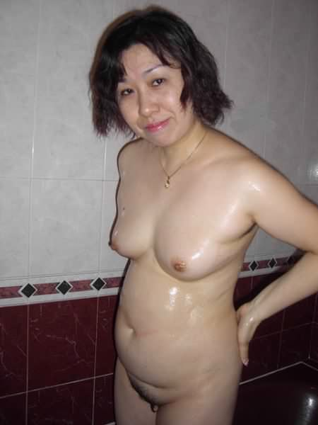 old hot oriental dark haired woman in north east england